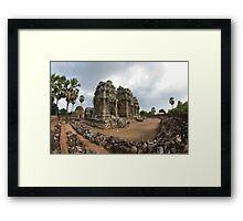 Phnom Krom Framed Print