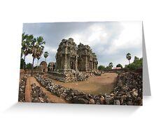 Phnom Krom Greeting Card