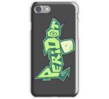 Peridot Spray iPhone Case/Skin