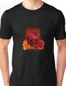 Flowers for a Funeral Unisex T-Shirt