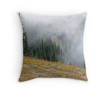 """Summer Rain"" Throw Pillow"