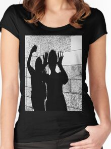 Shadows Women's Fitted Scoop T-Shirt