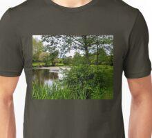 Mangerton Mill Lake , Bridport. Dorset UK Unisex T-Shirt