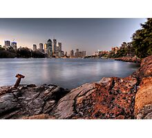 Kangaroo Point • Brisbane Photographic Print