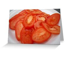 Have A Tomato! Greeting Card
