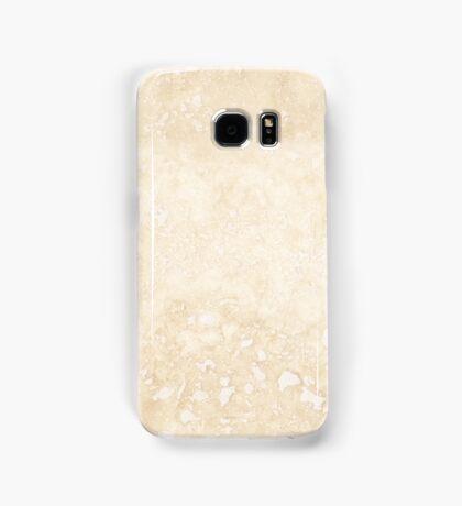 Travertine marbles. Samsung Galaxy Case/Skin