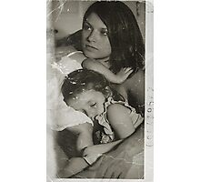 Mother Photographic Print