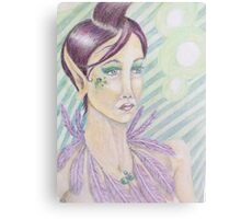 Elf Queen Canvas Print