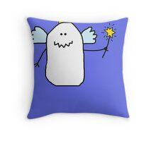 Fairy Godmonster Throw Pillow