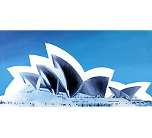 opera house 2 Photographic Print