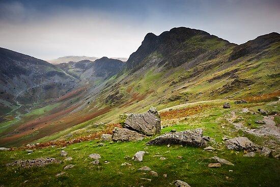 Haystacks - Cumbria by David Lewins