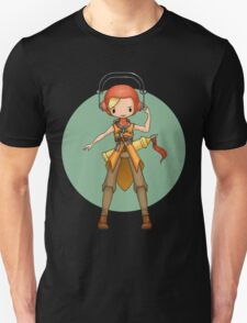 Vox from Vainglory  Unisex T-Shirt