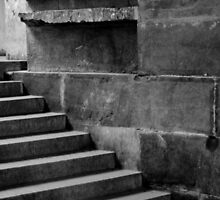 Dynastic Stairs by Gillian Berry