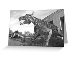 Princeton University Stadium Tigers Greeting Card