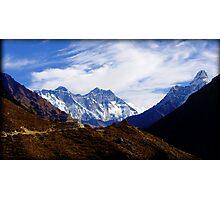 Everest View Photographic Print