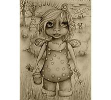 Binda drawing Photographic Print