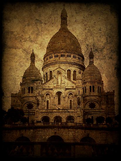 Basilica by Andrew Paranavitana