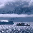 Lonesome Vessel by Craig Baron