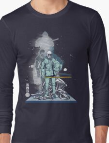 The Game of Kings, Wave Seven: The White King-Knight's Pawn Long Sleeve T-Shirt