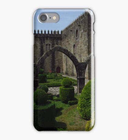 The Garden of Santa Barbara, Braga iPhone Case/Skin