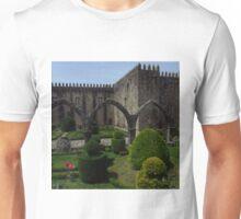 The Garden of Santa Barbara, Braga Unisex T-Shirt