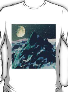 Night Mountains No. 2 T-Shirt