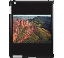 Three Sisters, Australia iPad Case/Skin