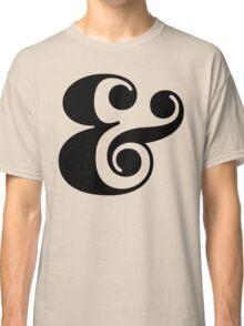 Ampersand. Classic T-Shirt