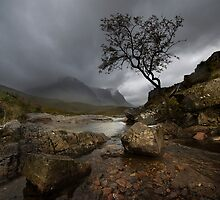 The Three Sisters of Glencoe by eddiej