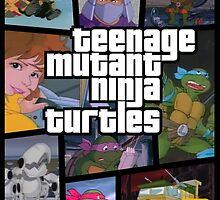 TMNT GTA by -NUR-