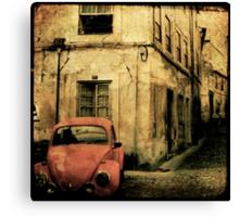 beetle coimbra - Portugal Canvas Print