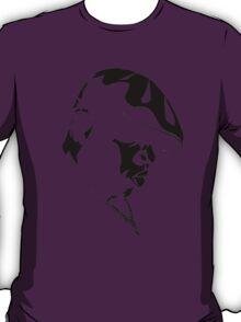 Biggie Smalls BLK on WHT T-Shirt