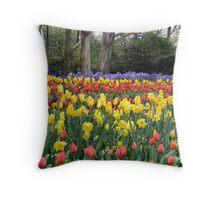 Floriade 35 Throw Pillow
