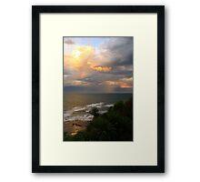 Moffat Headland Framed Print