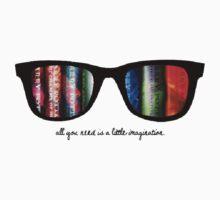 Imagination by bethanyyhelenn