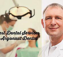 Best Dental Services at Argonaut Dental by Dentist Saratoga