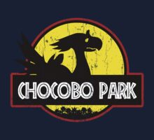chocobo park by Alex99