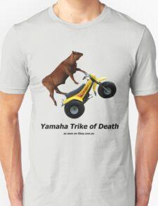 Yamaha Trike of Death Unisex T-Shirt