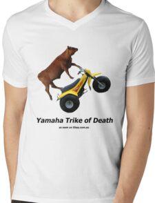 Yamaha Trike of Death Mens V-Neck T-Shirt