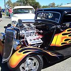 Hot Rod by RedBundy