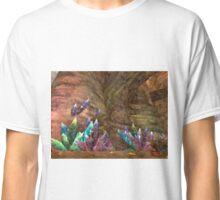Gem in a cave Classic T-Shirt
