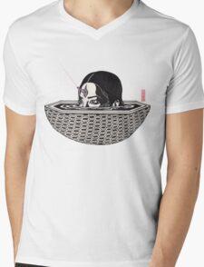 Night Catch Mens V-Neck T-Shirt