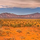 Wilpena cliche from the wrong side by John Shortt-Smith
