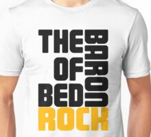 The Baron of Bedrock - White Unisex T-Shirt