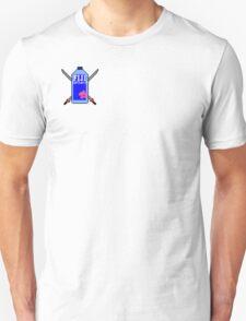 FIJI CUTLASS 8 BIT Unisex T-Shirt