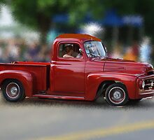 Antique truck # 2 by BlikART