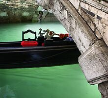 Water under the bridge by Robyn Lakeman