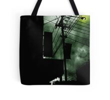 Dangerous Skies Tote Bag