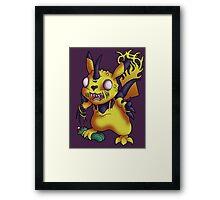 Legion of Pikachu Framed Print