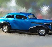 Classic car # 9 by BlikART